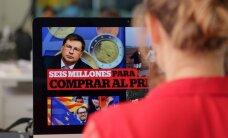 Trilleris spāņu žurnālā: 'atmasko' miljonu kukuli Valdim Dombrovskim par Katalonijas neatkarību