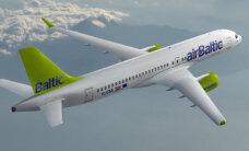 'airBaltic' par 506 miljoniem ASV dolāru pasūta vēl 7 'Bombardier' lidmašīnas