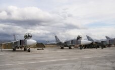 Stratfor: в Сирии разрушена одна из баз российских ВКС