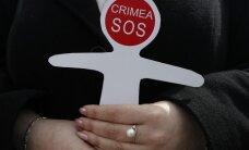Krimā 'profilakses' pēc aizturēti 35 Krimas tatāri; paņemtas DNS analīzes