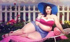 Foto: Ja slavenas sievietes būtu ļoti resnas