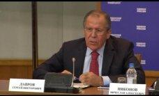 Лавров: отношения между Россией и США достигли дна