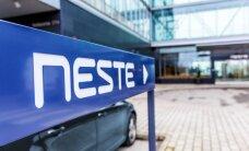 'Neste Oil' Latvijā maina savu nosaukumu