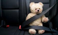 Izstrādāta interaktīva spēle, mudinot sprādzēties arī auto aizmugurē sēdošos