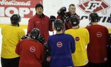 Nolans uz spēlēm pret Krieviju pulcē teju visus labākos Latvijas hokejistus