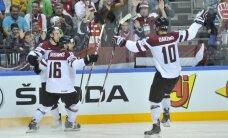 Foto: Latvija emocionālā cīņā gūst pirmo uzvaru