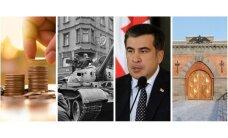 VID sola reformas, saniknojošā Krievijas filma, Saakašvili pilsonība un Daugavpils vēsturiskās fotogrāfijās