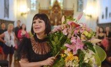 Foto: 'Summertime - Aicina Inese Galante' ieskaņas koncerts Rīgas Domā