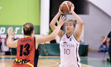 Latvijas U-16 basketbolistes zaudē EČ ceturtdaļfinālā un cīnīsies par 5.-8.vietu