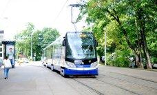 Новые трамваи Škoda на общую сумму 62 млн евро появятся в Риге через год