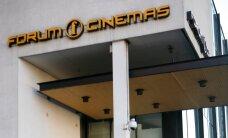 'Forum Cinemas' peļņa pērn pieaugusi par 25% (precizēta)