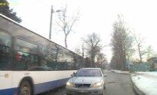 Videotops: Ātrums un nekaunība - 'Mercedes' uz ceļa (2. daļa)