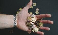 Aptauja: Lielākais eiro atbalsta pieaugums - Lietuvā