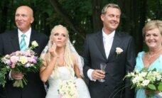 Ieskats TV dīvas Maijas Rozītes kāzās