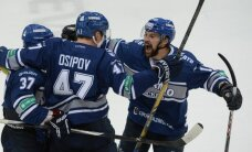 Daugaviņš izvēlēts par KHL nedēļas labāko uzbrucēju