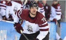 Latvijas hokeja izlases uzbrucējs Vitālijs Pavlovs: varbūt japāņi vēl uzvarēs Baltkrieviju...