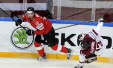 Šveices izlases kapteinis priecīgs par uzvaru pret Latviju