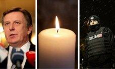 13 января. В премьеры выдвинут Кучинскис, трагедия в Лиепае, задержания в Турции