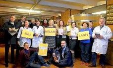 Video: Grāmatu ķēdē stāsies arī uzņēmuma 'Latvijas balzams' darbinieku ģimenes