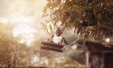 Fotoprojekts: Bērni mums māca, kā priecāties par dzīvi