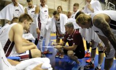 В преддверии отбора на Олимпиаду сборная Латвии разгромила Тунис