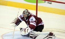Potenciālie Latvijas hokeja izlases vārtsargi – no kā varam izvēlēties?