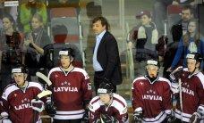 Latvijas hokeja izlase atkārtoti tiekas ar Austriju