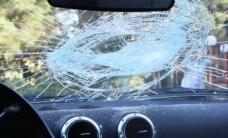 Aizkrauklē auto notriec mazu zēnu