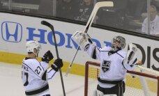 'Kings' ieraksta savu vārdu NHL vēsturē