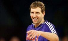 Novickis apstiprina karjeras noslēgšanu Vācijas basketbola valstsvienībā