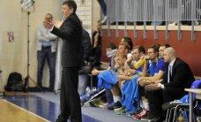 'Liepāja/Triobet' basketbolisti izcīna drošu uzvaru LBL izslēgšanas spēļu ceturtdaļfināla pirmajā mačā