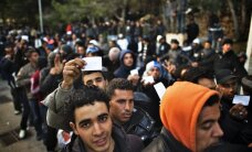 Министр: в Европу из Ливии могут приехать 800 000 беженцев