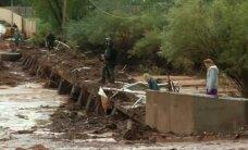 В США 15 человек погибли из-за внезапного наводнения