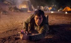 'Labirinta skrējēja' aktieris savainojies filmēšanas laukumā
