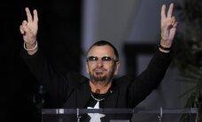 Neparasts, apsmiets, bet leģendārs. 'Bītlam' Ringo Stāram - 75