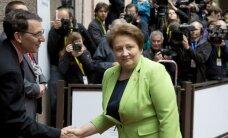 Straujuma: maz cerību par iespēju vienoties Grieķijas parādu jautājumā