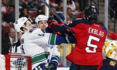 Ķēniņš un Gudļevskis atkal netiek laukumā NHL spēlēs