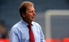 Starkovs atkāpies no Latvijas futbola izlases galvenā trenera amata