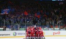 Rēdliha un Sprukta pārstāvētā 'Lokomotiv' iekļūst KHL Rietumu konferences finālā