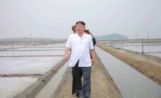 ES piemēro Ziemeļkorejai jaunas ekonomiskās sankcijas
