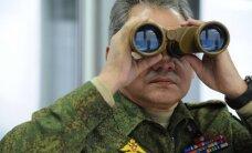 Шойгу пролетел над Балтикой в сопровождении истребителей НАТО