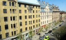 Remontdarbu dēļ Rīgā slēgs satiksmi Tērbatas ielas posmā