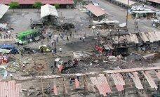 Серия взрывов возле российских военных баз в Сирии: более 120 погибших