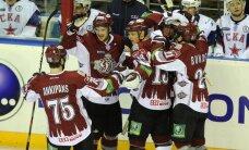 Rīgas 'Dinamo' gada pirmo mājas spēļu sēriju noslēdz ar maču pret Znaroka un Vītoliņa Maskavas 'Dinamo'
