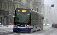 Seguma atjaunošanas darbi Barona ielā Rīgā veikti 95% apmērā