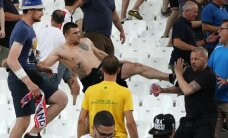 Полиция Англии и Франции оценили численность русских футбольных хулиганов на Евро-2016