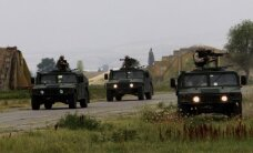 Pērn ievērojami mazinājies NATO dalībvalstu aizsardzības izdevumu kritums