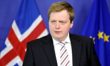 Islandes premjers pēc jautājuma par ofšora firmu aiziet no intervijas