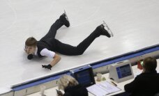 Daiļslidotājs Vasiļjevs debijas Eiropas čempionātā izcīna 12. vietu