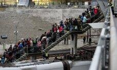 Bēgļi Zviedrijā: Kopš oktobra likumpārkāpumos iesaistīts nepilns 1% iebraucēju
